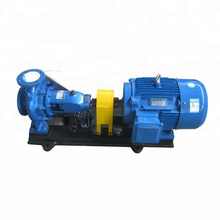 IS type hot water centrifugal pump